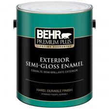 5 liter Red Exterior Paint